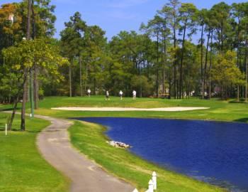 Tupelo Bay Golf Center