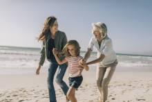 Family Vacation Garden City Beach
