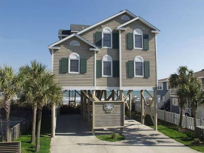 A Surfside Beach vacation rental home