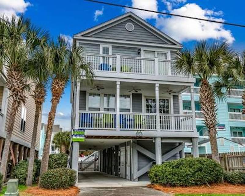 A Surfside Beach vacation rental home