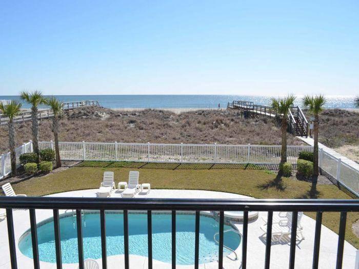 A Garden City Beach vacation rental